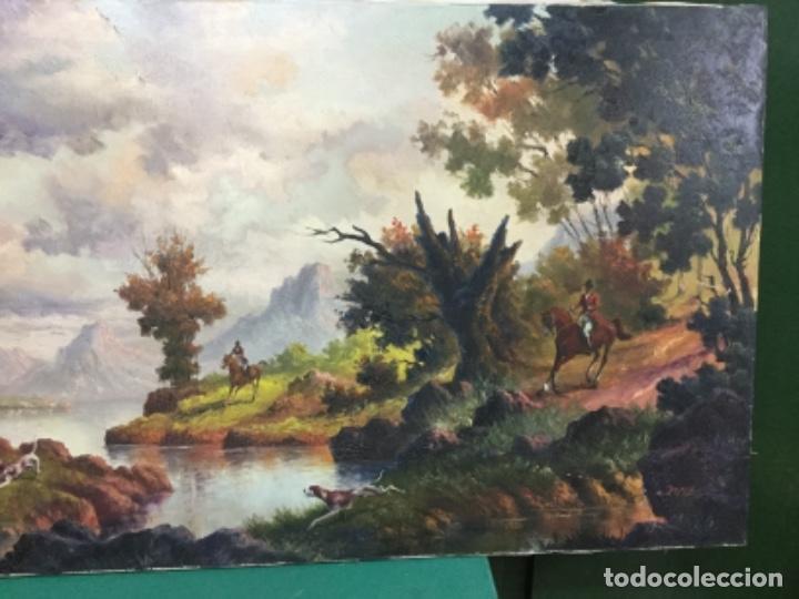 PINTURA ÓLEO D JOMA (Arte - Arte Religioso - Pintura Religiosa - Oleo)