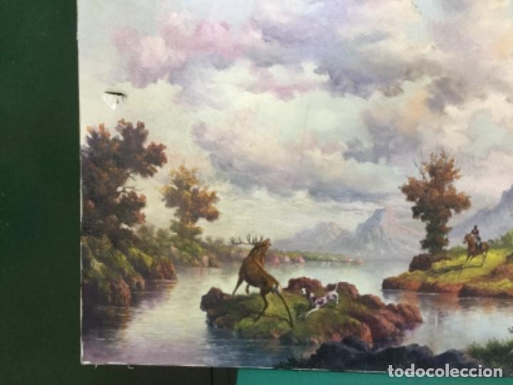 Arte: Pintura óleo d JOMA - Foto 2 - 156200494
