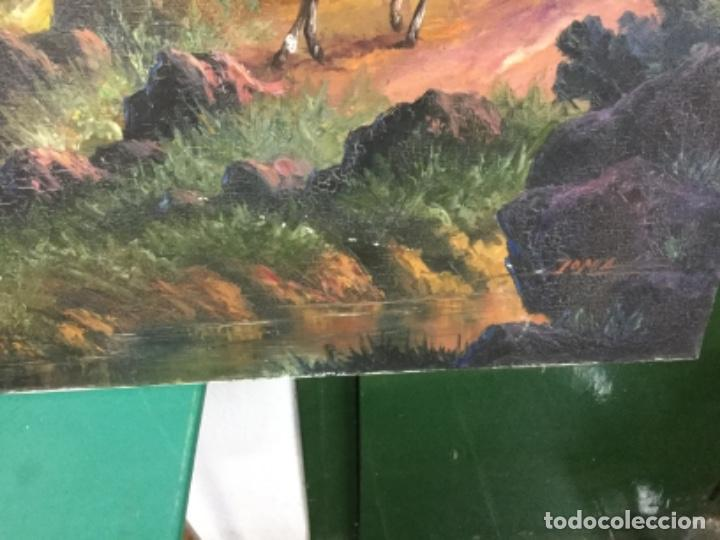Arte: Pintura óleo d JOMA - Foto 6 - 156200494
