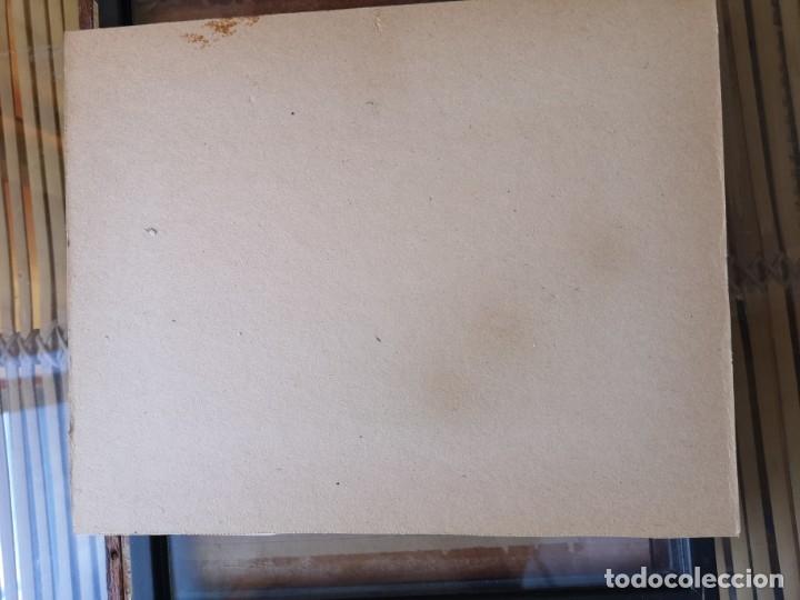 Arte: LOTE DE TRES LITOGRAFÍAS ANTIGUAS ORIGINALES BRITÁNICAS ENMARCADAS - Foto 2 - 156888230