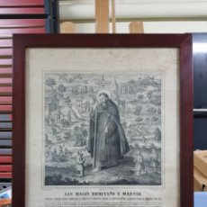 Arte: GRABADO - SAN MAGÍN, MALLORCA. Lote 156978164