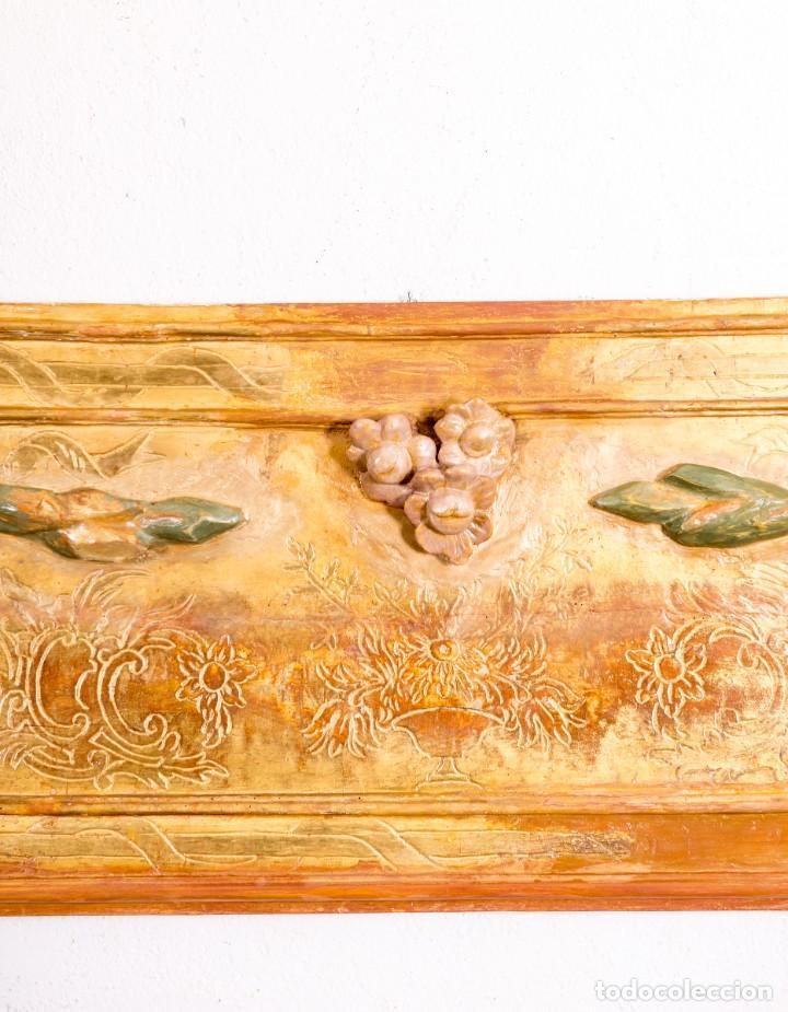 Arte: Fragmento De Retablo XVIII - Foto 3 - 157002910