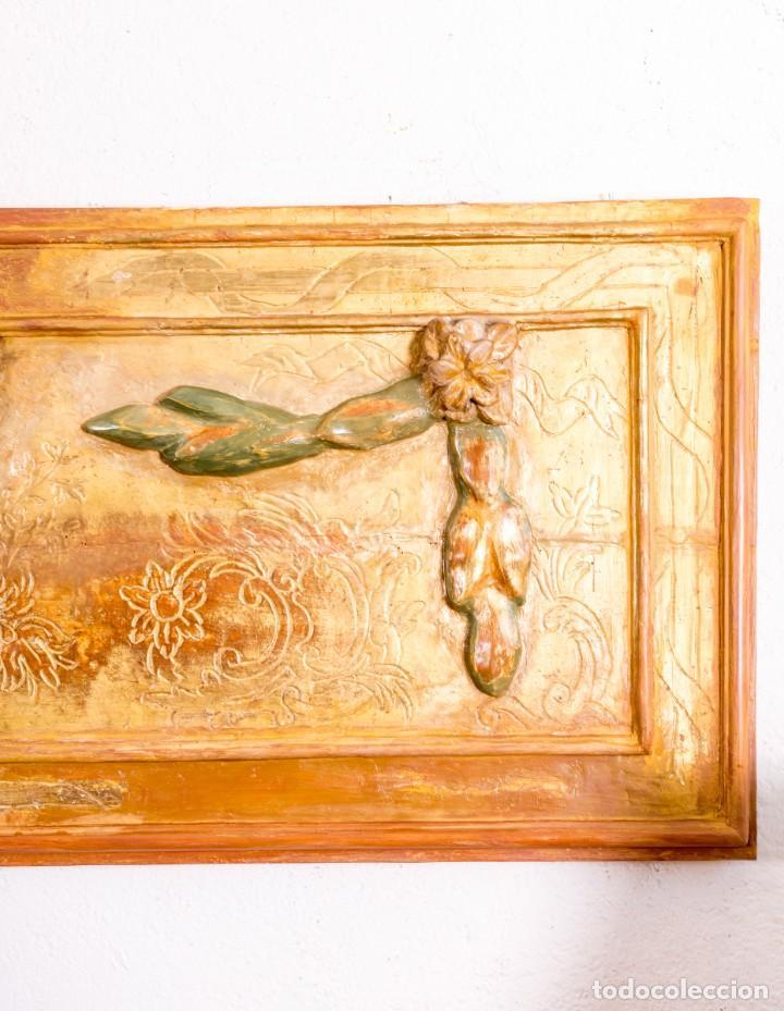 Arte: Fragmento De Retablo XVIII - Foto 4 - 157002910