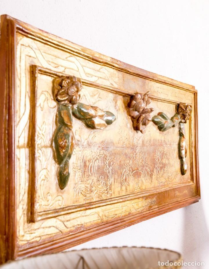 Arte: Fragmento De Retablo XVIII - Foto 5 - 157002910