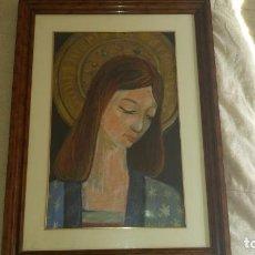 Arte: VIRGEN MARIA-PINTOR, SIN FIRMA. Lote 157694682