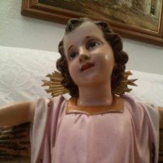 Arte: PRECIOSO NIÑO JESUS DEL SIGLO XIX. Lote 158511330