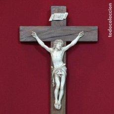 Arte: CRISTO SOBRE CRUZ. Lote 158661270
