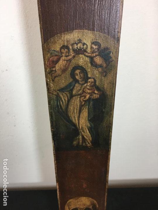 Arte: Cruz pintada - Foto 6 - 159039610