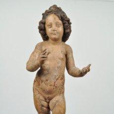 Arte: NIÑO JESÚS SIGLO XVII ESCUELA ANDALUZA. Lote 159368046