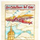 Arte: VALENCIA. CARTEL ORIGINAL PINTADO AL TEMPLE. POSIBLE BOCETO GUERRA CIVIL.. Lote 159561250