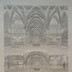Arte: LITOGRAFÍA SAN FRANCISCO DE ASIS, POR G. MARIANI. (XIX). Lote 159723642