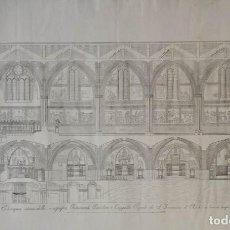 Arte: LITOGRAFÍA SAN FRANCISCO DE ASIS 2, POR G. MARIANI. (XIX). Lote 159725174