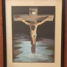 Arte: CRISTO DE VICENTE ROSO. Lote 160341166