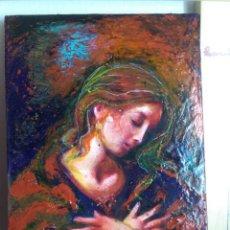 Arte: SANTA VIRGEN, ANUNCIACIÓN. Lote 160423476