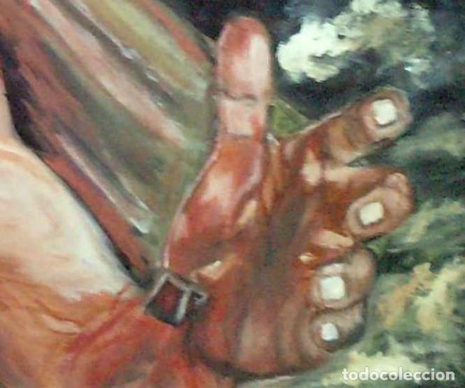 Arte: oleo lienzo 50*70 cm - Foto 3 - 160484878