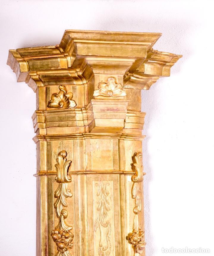 Arte: Columna De Retablo S.XVIII - Foto 3 - 160800206