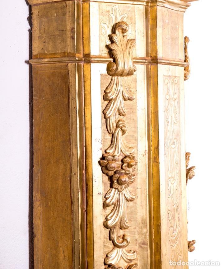 Arte: Columna De Retablo S.XVIII - Foto 5 - 160800206