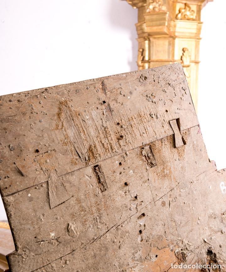 Arte: Columna De Retablo S.XVIII - Foto 6 - 160800206
