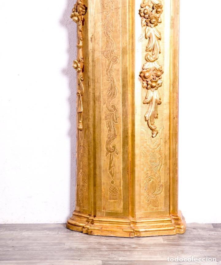 Arte: Columna De Retablo S.XVIII - Foto 9 - 160800206