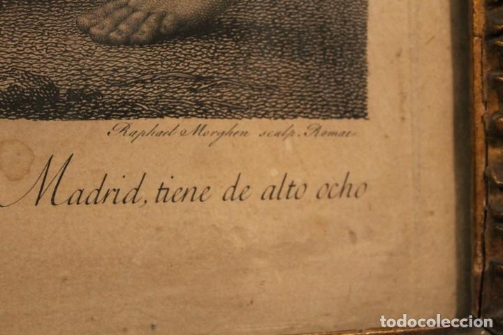Arte: RAFAEL MENGS, GRABADO NACIMIENTO S.XVIII - Foto 11 - 160963450