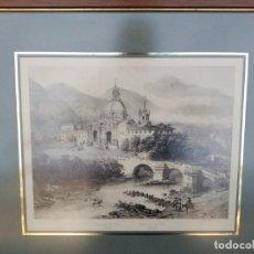 Arte: SAN IGNACIO DE LOYOLA. GUIPUZCOA. GRABADO. Lote 160977918