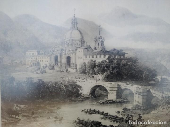 Arte: SAN IGNACIO DE LOYOLA. GUIPUZCOA. GRABADO - Foto 3 - 160977918