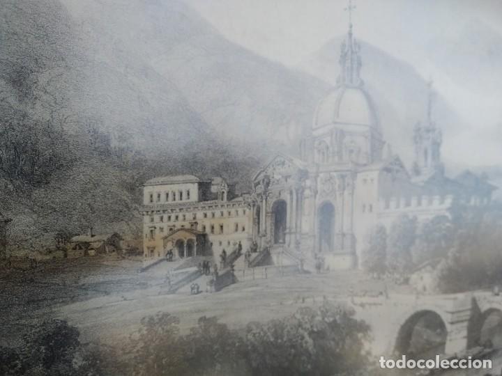 Arte: SAN IGNACIO DE LOYOLA. GUIPUZCOA. GRABADO - Foto 5 - 160977918