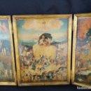 Arte: TRIPTICO EL JARDIN DE LAS DELICIAS. EL BOSCO. AÑOS 60. Lote 160981994