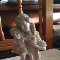 Arte: ANTIGUA FIGURA RELIGIOSA. Lote 161285201