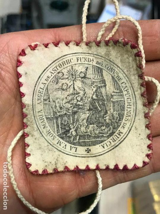 LA V.M.S. MARÍA ANGELA ASTORCH. FUNDADORA CONVENTO CAPUCHINAS ZARAGOZA Y MURCIA (Arte - Arte Religioso - Grabados)