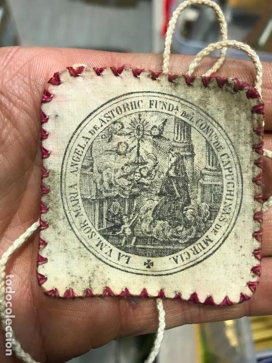 Arte: La V.M.S. María Angela Astorch. Fundadora Convento Capuchinas Zaragoza y Murcia - Foto 2 - 161293382