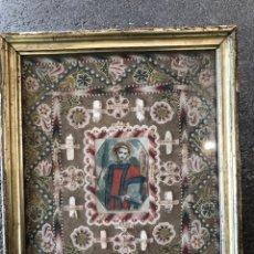 Arte: RELICARIO S XVIII. Lote 161609610