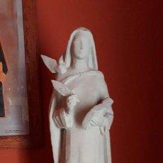 Arte: SANTA TERESA DE JESÚS. MOLDE EN YESO.. Lote 161669938