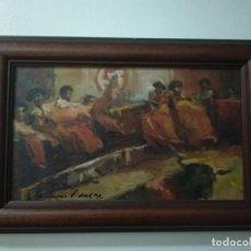 Arte: CORRIDA DE TOROS*LAUREANO VIDAL*. Lote 161688514