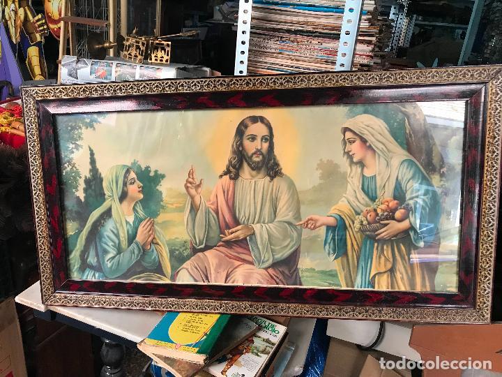 ANTIGUA LAMINA RELIGIOSA (Arte - Arte Religioso - Litografías)