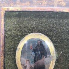 Arte - Antigua miniatura religiosa - 161847920