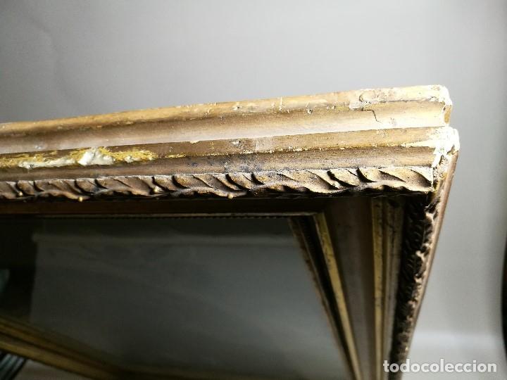 Arte: Litografía iluminada precioso marco de madera 8 enero 1897 - Reus - Ntra Sra de la Misericordia - Foto 40 - 162391166