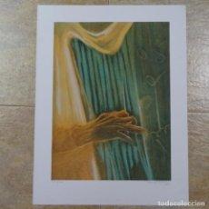 Arte: LITOGRAFÍA DE PALOMA GONZALEZ.PA XII/XXV. Lote 163605242