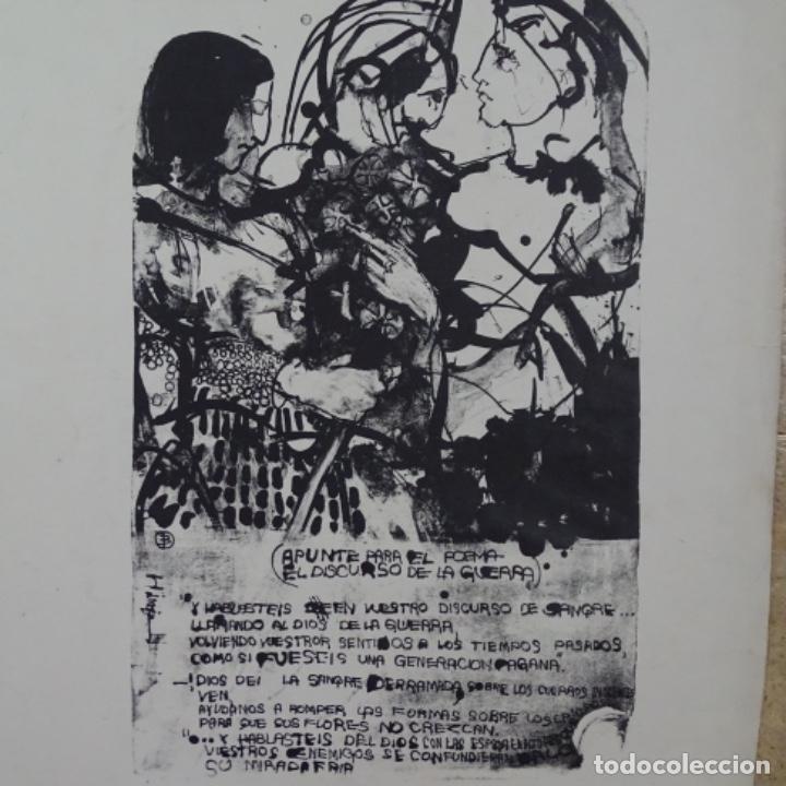 Arte: Litografía ilegible 2/3. - Foto 2 - 163605690