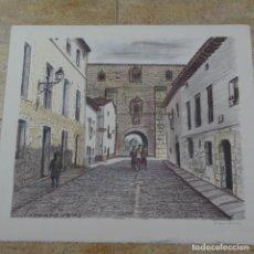 Arte: LITOGRAFÍA COVARRUBIAS.. Lote 163607210
