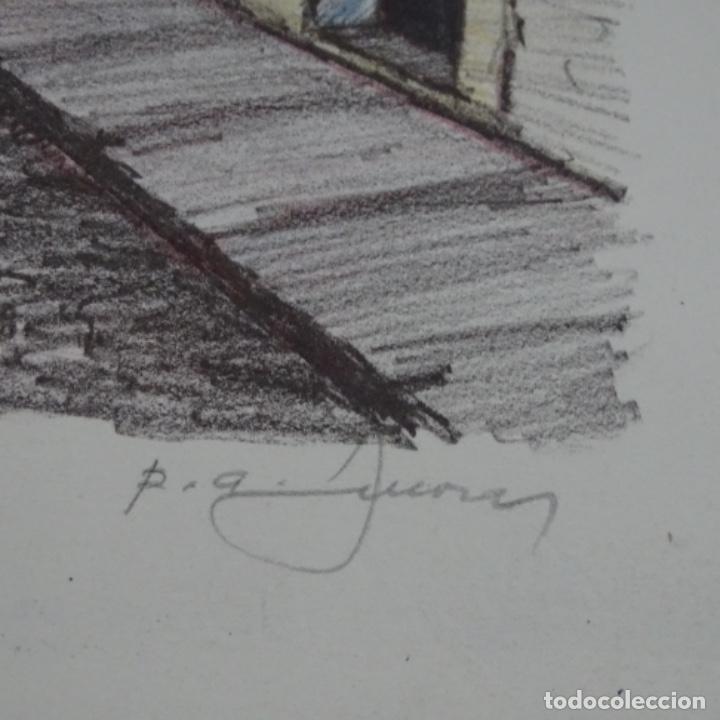 Arte: Litografía covarrubias. - Foto 6 - 163607210