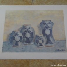 Arte: LITOGRAFÍA M PALAU MATAS.192/1100. Lote 163608014