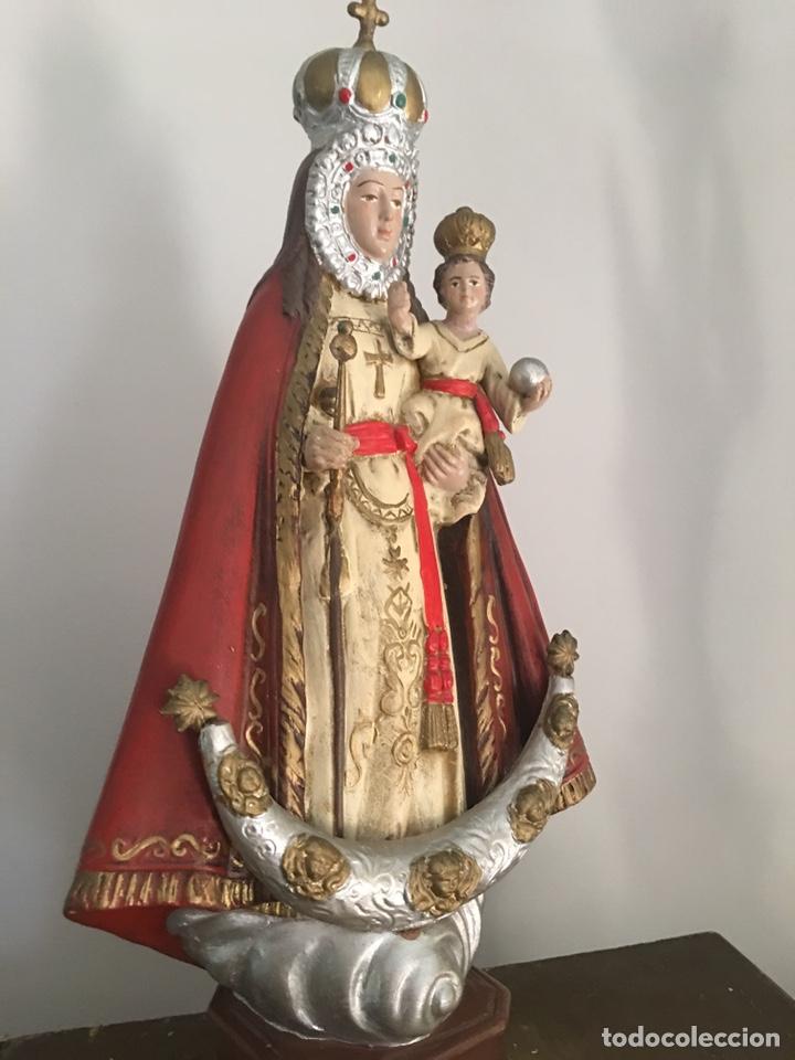 VIRGEN DE LA FUENSANTA (Arte - Arte Religioso - Escultura)