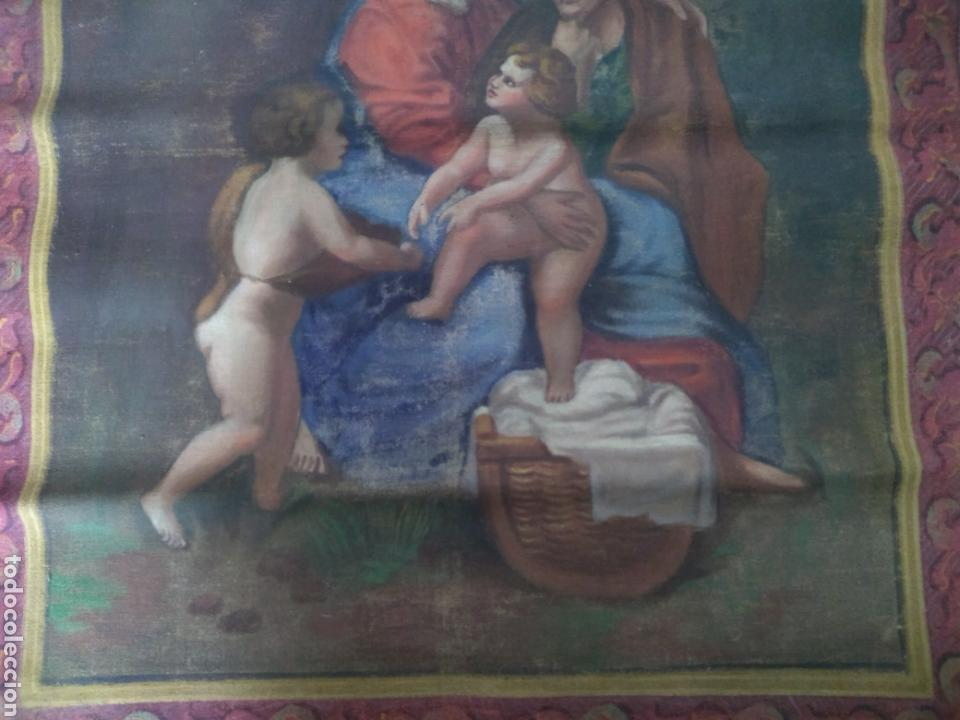Arte: Tela religiosa - Foto 2 - 164731804