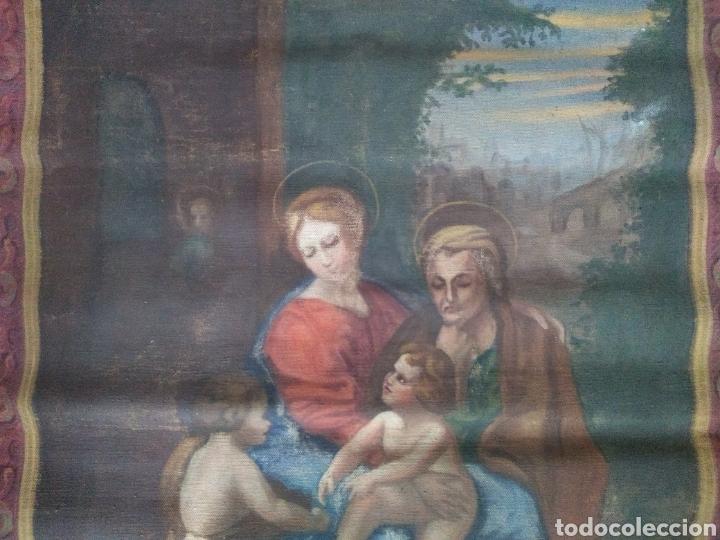 Arte: Tela religiosa - Foto 3 - 164731804
