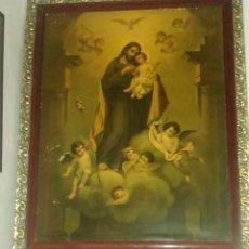 Arte: ANTIGUA Y GRANDE LITOGRAFIA DE SAN JOSE.. Lote 164845898