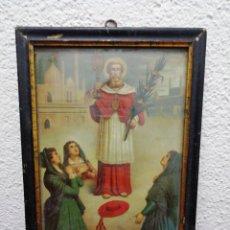 Arte: CUADRO DE SAN RAMÓN NONATO. Lote 165203780