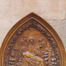 Arte: PLAFON RELIGIOSO,PORTA DE LA PIETAT DE LA SEU DE BARCELONA. Lote 165552826