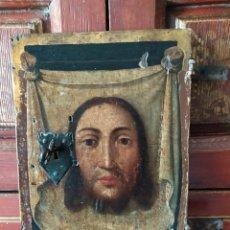Arte: PUERTA DE SAGRARIO SIGLO XV-XVI RESERVADO. Lote 165861368