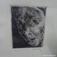 Arte: GRABADO DE GONZALEZ LLACER(JORDI O ÁNGEL) 1977.3/5.. Lote 166053818